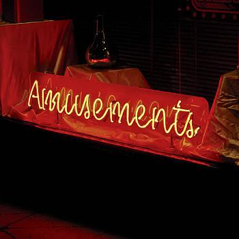 Amusements by John Magnet Bell