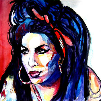 Amy by Rebecca Foster