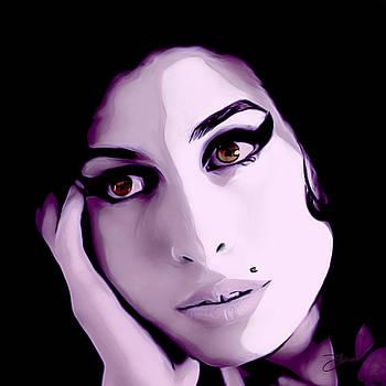 Amy Winehouse by Dancin Artworks