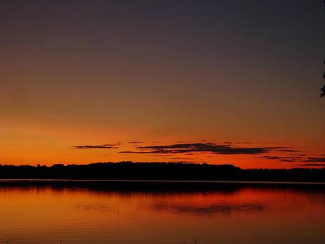 An Amazing Lake by Yan Li