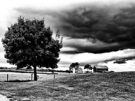 An American Farm by Kenneth Krolikowski