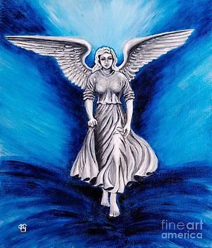 An Angel By My Side by Peta Garnaut