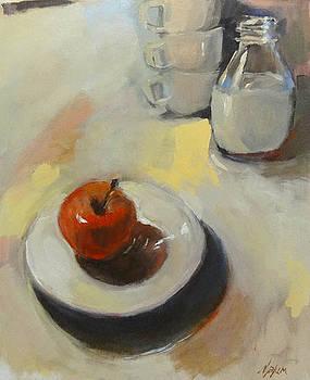 An Apple a Day by Nancy Blum