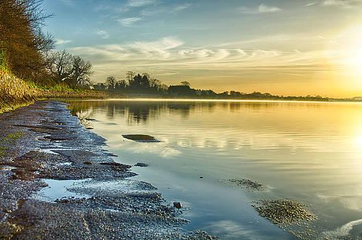 Martina Fagan - An April morning on the Estuary