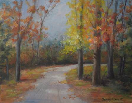 An Autumn Day by Terri Cowart
