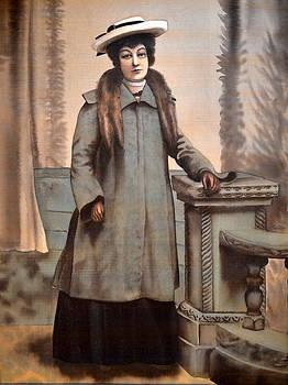 An Edwardian Lady by Bishopston Fine Art