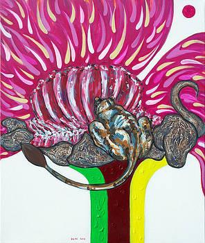 An Empire-flower by Yemi Kim