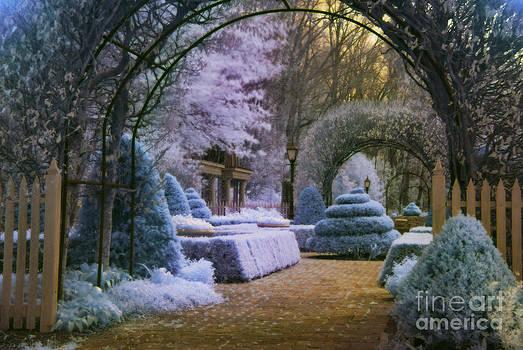 An English Garden by Jason Kolenda