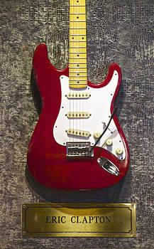 Venetia Featherstone-Witty - An Eric Clapton Guitar