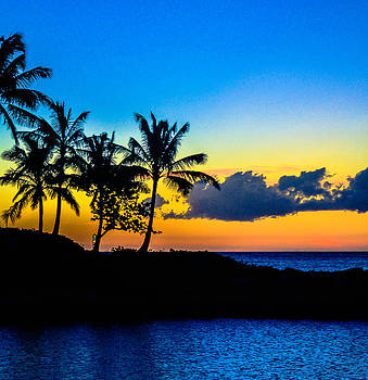 An Evening at Ko Olina by Lisa Cortez