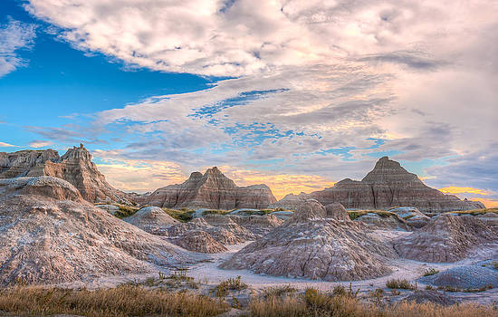 An Evening In The Badlands by Craig Pifer