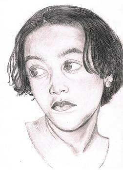 An Youngster by Bindu N