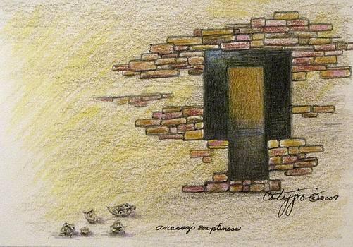 JoAnn Cotyjo Smith - Anasazi Emptiness