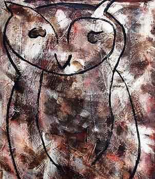 Jeanie Anthony - Ancestor Owl