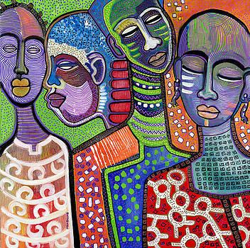 Ancestors Revisted by Gwendolyn Aqui-Brooks