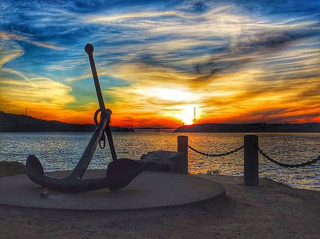 Anchor from the 1860's Pt 2 by Brian Maloney