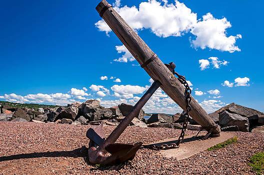Anchor by Lonnie Paulson