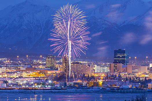 Tim Grams - Anchorage Fireworks Seven