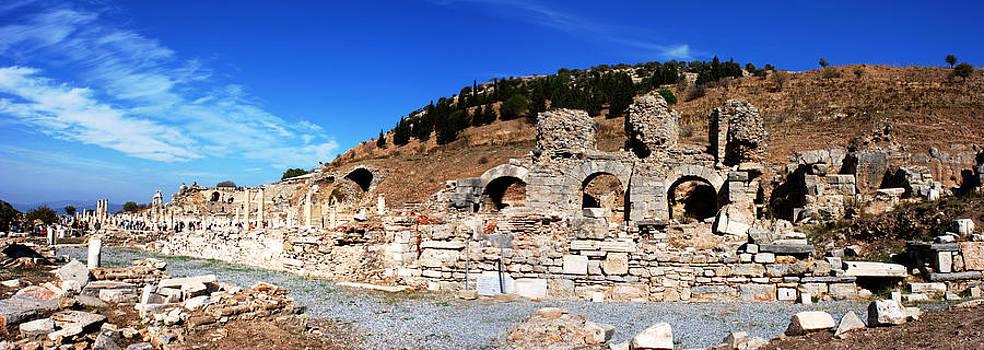 Ramunas Bruzas - Ancient City Panorama