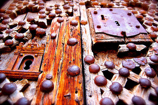 HweeYen Ong - Ancient Door
