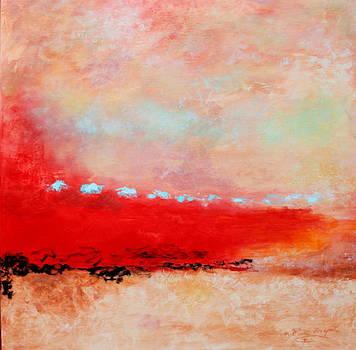 Ancient Dreams by M Diane Bonaparte