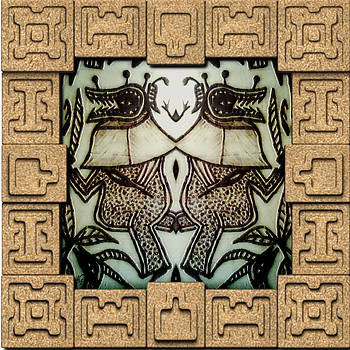 Ancient Guard  by Museum Quality Prints -  Trademark Art Designs