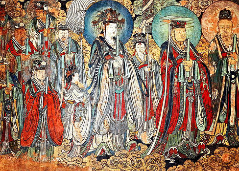 Stuart Brown - Ancient Japanese scrool # 1