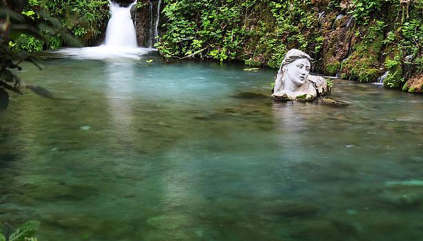 Ancient Lake by Dimitris Lillis