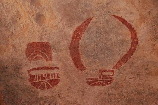 Susan Rovira - Ancient Pictograph