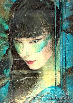 And She Waits by Barbara Lemley