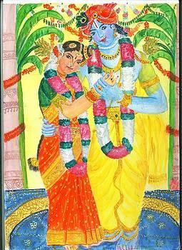 Andal Krishna 2 by Parimala Devi Namasivayam