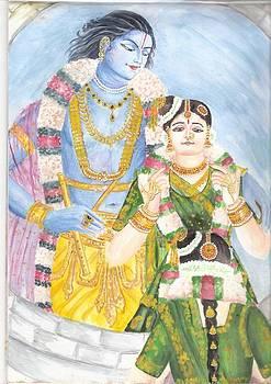 Andalkrisna by Parimala Devi Namasivayam