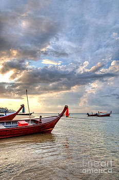 Andaman Sea by Skyfish Images