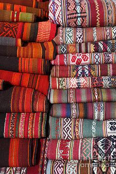 James Brunker - Andean Textiles