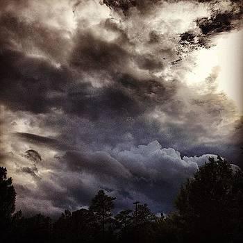 Andrea Storm Clouds by Shari Malin