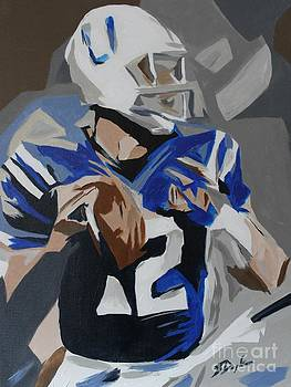 Andrew Luck 2013 by Steven Dopka