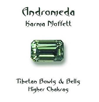 Andromeda by Karma Moffett