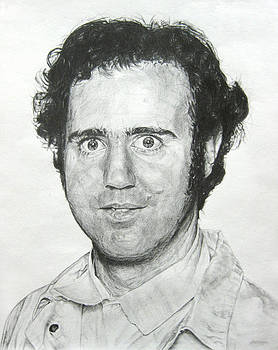 Andy Kaufman by Michael Morgan