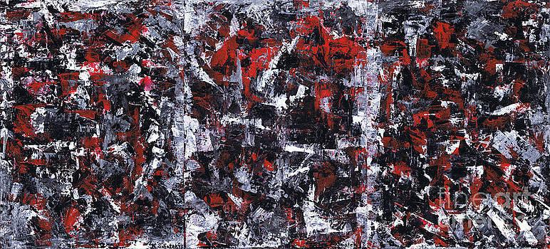 Kamil Swiatek - Aneurysm 1 - Triptych