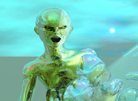 Angel 0r Alien #2_P by Stephen Donoho