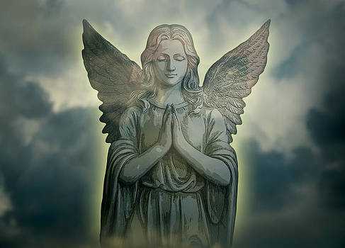 Angel 1.1 by Julia Moral
