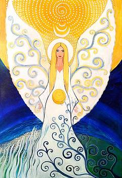 Angel by Agnieszka Szalabska