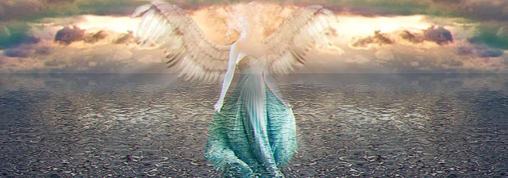 Angel dream by Li   van Saathoff