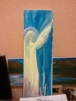 Angel by Farfallina Art -Gabriela Dinca-