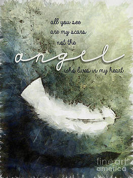 Sophie McAulay - Angel feather