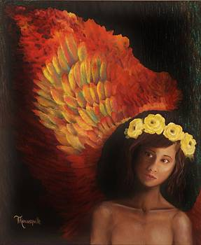 Angel Fire by Tami Rounsaville