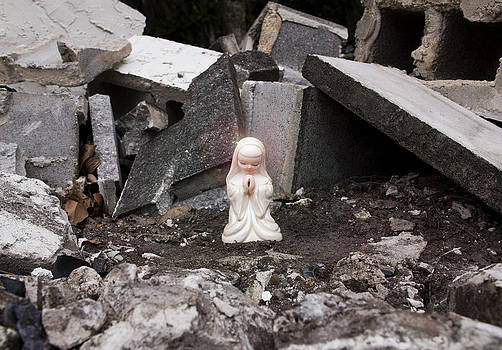 Angel in the Rubble by William Patrick