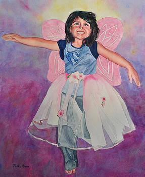 Angel Josie 1997-2002 by Mickey Krause