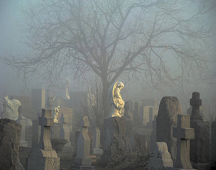 Gothicrow Images - Angel Mist Cemetery