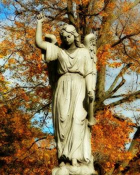 Gothicrow Images - Angel Of Autumn